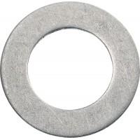 Кольцо уплотнительное 10x14x1.0 DIN7603A алюминий (уп. 100шт.), шт.