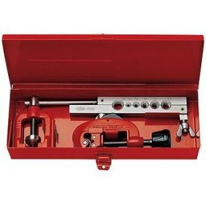 Инструмент для развальцовки трубок Ø5-14 с принадлежностями 316