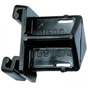 Держатель 3/4' для головок ключей пластмассовый 559