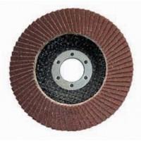 Круг лепестковый зачистной Ø115мм P80 AO T29
