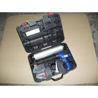 Пистолет аккумуляторный 7,4V для герметиков 400/600 мл NF