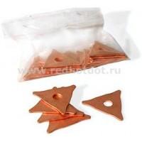Электрод сварочный треугольный (20 шт)
