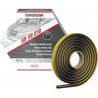 Герметик ленточный пластичный TEROSON RB VII 10 мм, лента 10 м