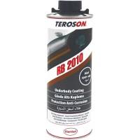 Антигравий для защиты днища и колесных арок TEROSON RB 2010 черный, банка 1 кг / 1200 мл 1/12