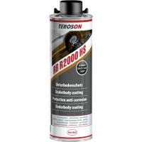 Антигравий для защиты днища и колесных арок TEROSON RB R2000 HS черный, 1000 мл 1/12