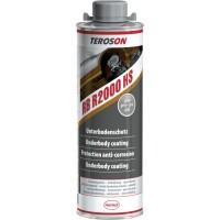 Антигравий для защиты днища и колесных арок TEROSON RB R2000 HS светло-серый, 1000 мл 1/12