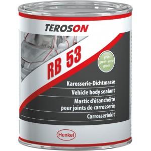 Герметик кузовной TEROSON RB 53 светло-серый, банка 1,40 кг 1/6