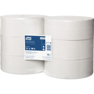 Бумага туалетная в рулоне Maxi Tork Universal T1 1сл. 525мх10см белый (уп. 6шт.)