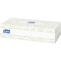 Салфетки для лица Тork Premium F1 100л. 2сл. 21мх22см белый (уп. 21пач.)