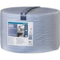 Бумага протирочная TORK Advanced 420 W1 2сл. 1500л. 510мх24см голубой