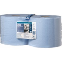 Бумага протирочная TORK Advanced 420 W1 2сл. 750л. 255мх24см голубой (уп. 2шт.)