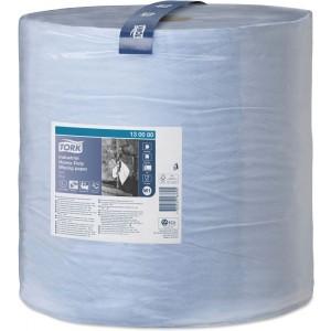 Бумага протирочная TORK Advanced 440 W1 3сл. 750л. 255мх37см голубой