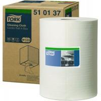 Материал протирочный нетканый Combi TORK Premium 510 W1-4 400л. 152мх32см белый
