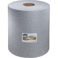 Материал протирочный нетканый TORK Premium 520 W1/W2 950л. 42мх32см серый