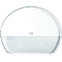 Диспенсер для бумаги туалетной в рулонах Mini T2 Tork Elevation белый