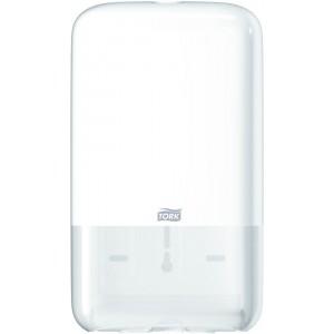 Диспенсер для бумаги туалетной листовой T3 Tork Elevation белый (уп. 12шт.)