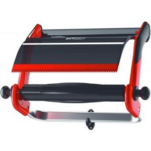 Диспенсер для материалов в рулонах W1 TORK Performance настенный красный