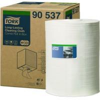 Материал для интенсивной очистки нетканый Combi TORK Premium W1/W2 300л. 32х38см белый