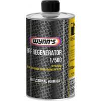 Средство для восстановления сажевого фильтра Wynn's концентрат (1/500), 1 л