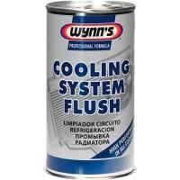 Средство для удаления масла в системе охлаждения Wynns, бутылка 325 мл 1/24