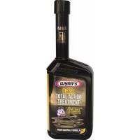 Очиститель топливной системы Wynns Diesel Total Action Treatment, бутылка 500 мл 12/12