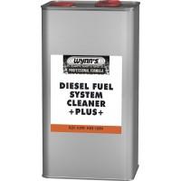 Средство для очистки т/с дизельных двигателей +Plus+, 5 л (уп. 4шт.)